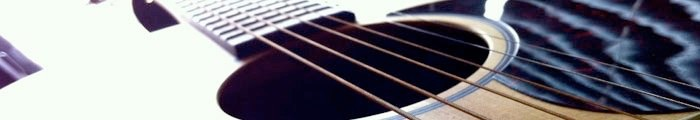 A photo of a guitar